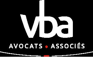 Logo VBA en blanc
