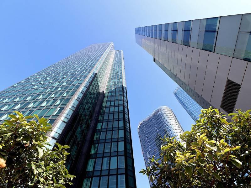 Immeubles d'entreprises